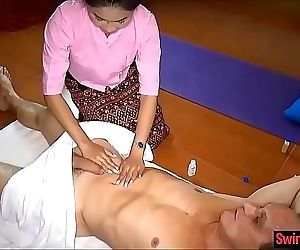 Asian massage..