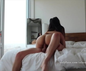 Big Tit Asian Teen in Pigtails..