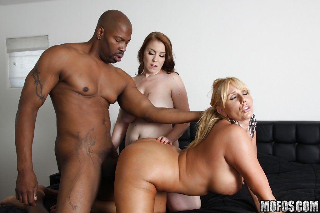 Hardcore black fucking orgasm