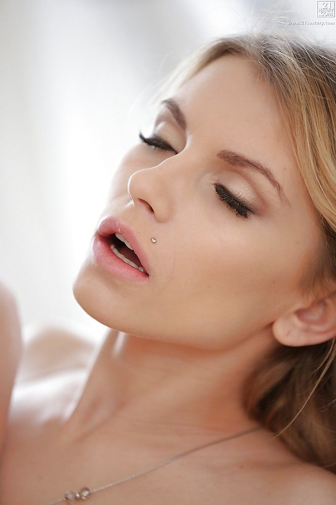 Inked Euro blonde Lana Roberts takes hardcore interracial anal sex from BBC