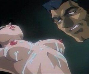 Anime Maid Titfuck Surprise Cumshot - 2 min