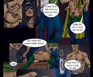 9 Super Heroines – The Magazine 8 - part 3