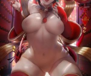 Picture- Stunning Mei.