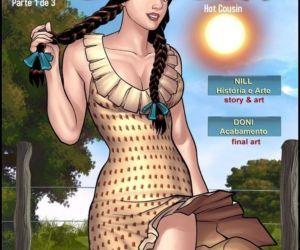 Hot Cousin 17 – Part 1 - Seiren