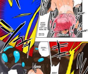 Hitoduma Shugo Senshi Angel Force - part 2