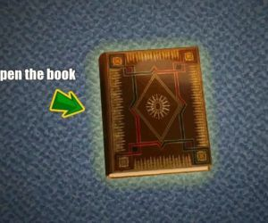 Magic Book - part 2