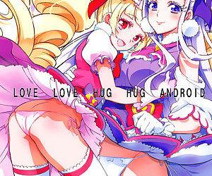 LOVE LOVE HUG HUG ANDROID
