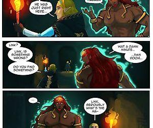 Zelda BOTW2 comics - part 2