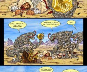 The Savage Sword Of Sharona 1 - Queen Fo… - part 2