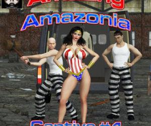 Amazing Amazonia - Captive 1-5