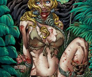 Jungle Fantasy - Ivory 008
