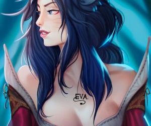 Artist - EvaSolo - part 3