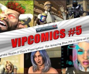 VipComics #5γ Hero of the Federation