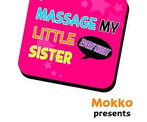 I Massage My Sister Every Night Ch 1-38 - part 15
