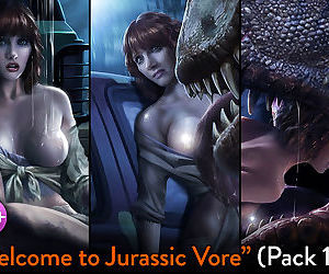 Welcome- to Jurassic Vore