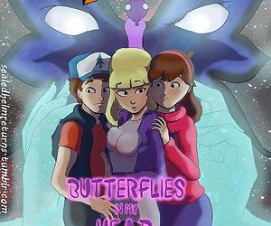 Gravity Falls- Butterflies in my head Part 3