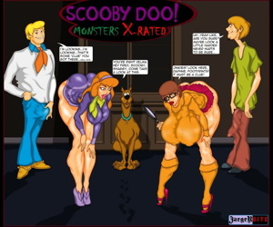 Jaegerbite- Scooby Doo! Monsters X-Rated
