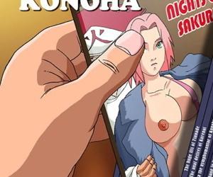 Absurd Stories- The Secrets of Konoha