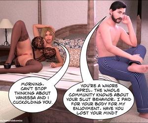 Mature3dcomics – A Sexy Game Of Twister 7