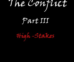 Past Tense – The Conflict 3