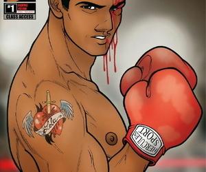 David Cantero- Boxing Julian
