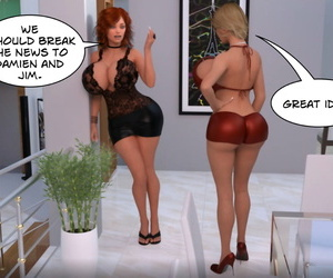 Mature3dcomics – A Sexy Game Of Twister 6