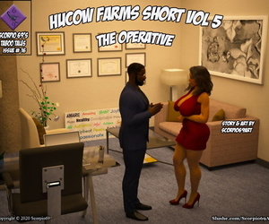 Scorpio69- Hucow Farms Short Vol 5 – The Operative