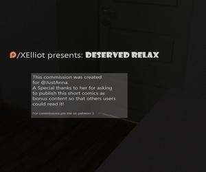 Xelliot – Deserved Relax