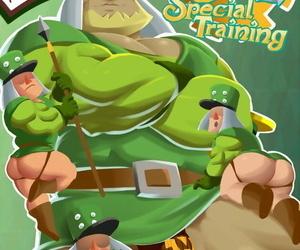 ZombieHK- Royal Guard Special Training Remake The Legend of Zelda