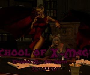 Chaosbirdy – School of X-Magic – Episode 03 The Truth