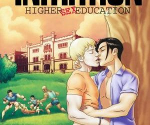 Gay-The Initiation Higher sex education