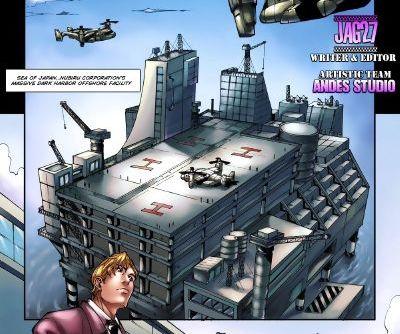 Jag27- Dark Harbor 2