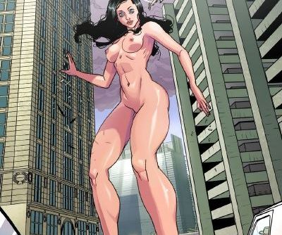 Giantess Fan- Curse From Wonderland