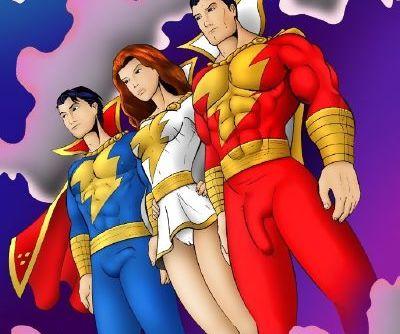 супергероев