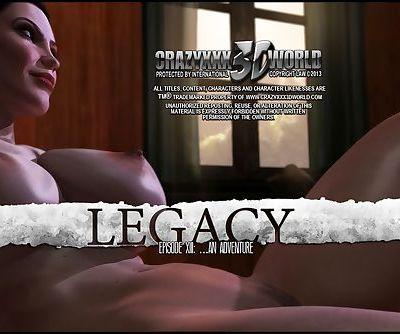 CrazzyXXX3DWorld-Legacy -An..