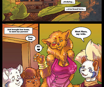 Adventure Furry- Meet the Wife