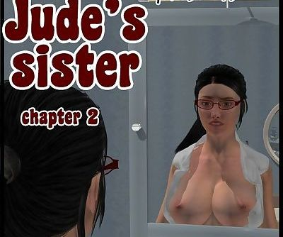 Lolibes Hentai- Jude's sister..