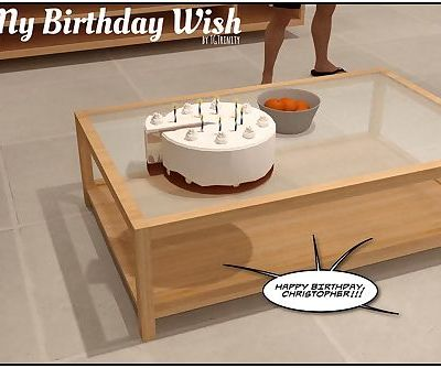TGTrinity- My Birthday Wish