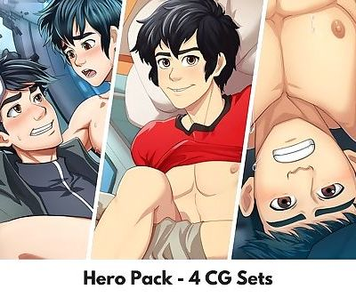 Big Hero 6 pack