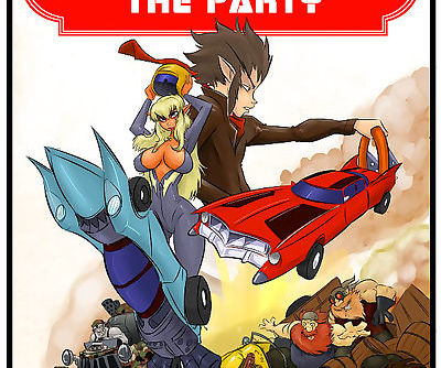 The Party - part 9