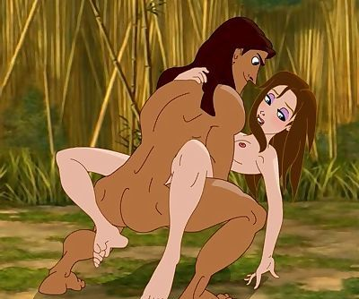 Tarzan and Jane 5/6