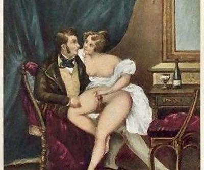 Retro sex cartoon - Vintage..