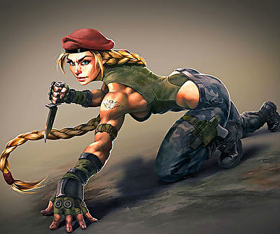 Cammy unchained.