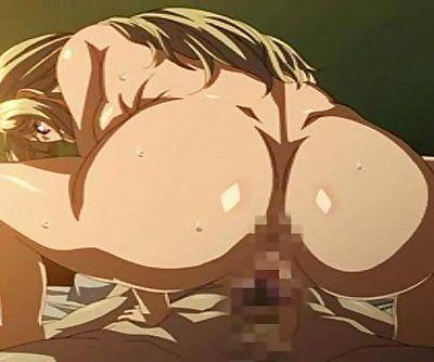 Cute Hentai Creampie XXX Anime..