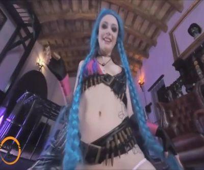 Cosplay Jinx - Cut edition