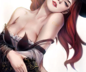 Picture- Sexy Miss Fortune