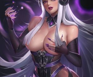 SEXY SYNDRA!!!this working is..
