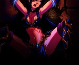 league of legends older and new..
