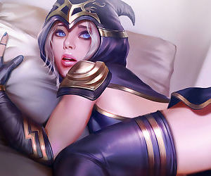 Reward 05 - Ahri- Ashe- Riven -..
