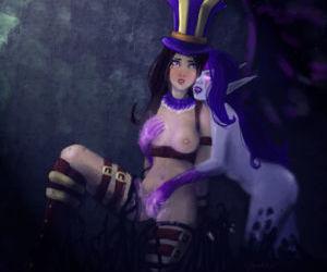 League of Legend - Caitlyn - part 4